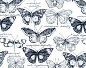 Biology Fauna, Sarah Watson, 100% GOTS-Certified Organic Cotton, Cloud9 Fabrics, 125412