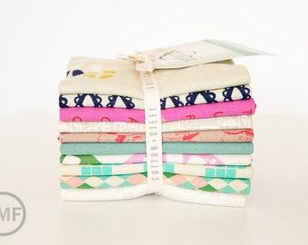 Harajuku Remix Fat Quarter Bundle, Cotton+Steel, RJR Fabrics, 100% Cotton Fabric