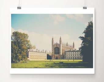 cambridge photograph kings college chapel photograph travel photography church photograph cambridge print english decor