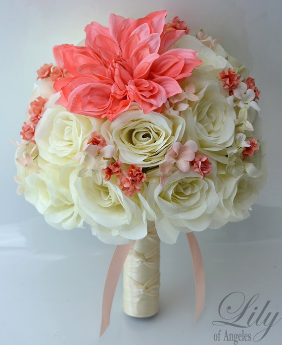 wedding bouquet packages 17 package wedding bridal bridesmaid bouquet 8472