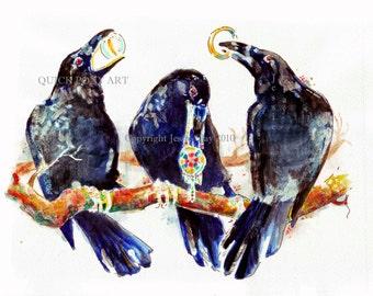 Raven Swap Meet