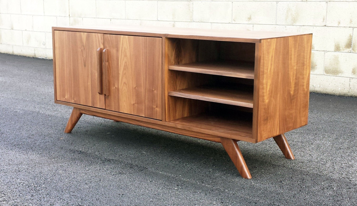 Best Mcm Chair Mid Century Credenza Tv Stand Www Imgkid Com The Image
