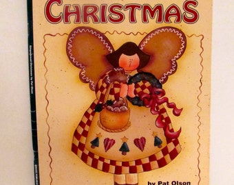 Gingerbread Christmas by Pat Olson