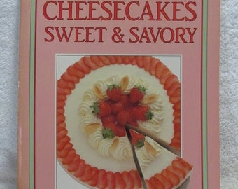Cheesecakes Sweet & Savory - HPBooks