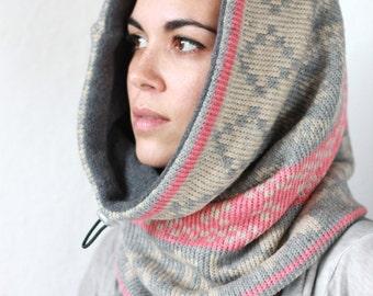 scarf, womens scarf, warm scarf, Snock®, wool scarf, infinity scarf, circle scarf SALE