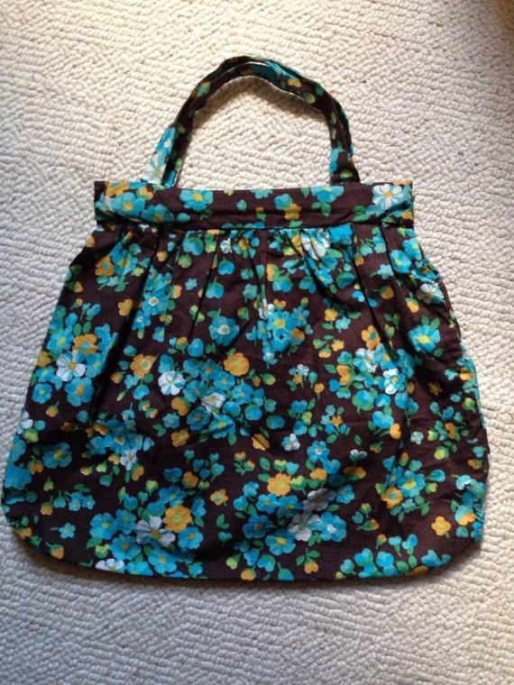 Vintage Knitting Bag : S vintage knitting bag by thfloorvintage on etsy