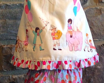 Parade Jiffy Dress and Bloomers