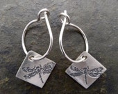 Roma Earrings- Dragonfly