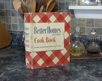 Better Homes & Gardens Cook Book 1949