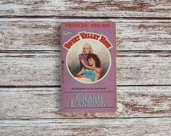 Sweet Valley High Crash Landing Book 20 Francine Pascal