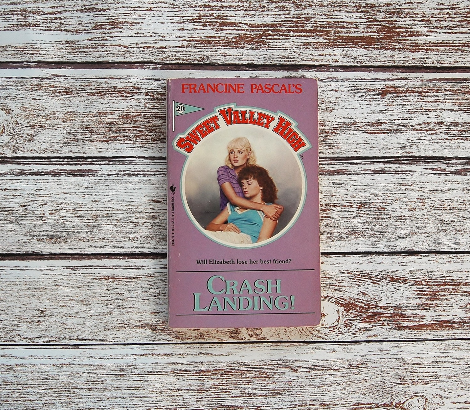 Sweet Valley High book 37: Rumors.