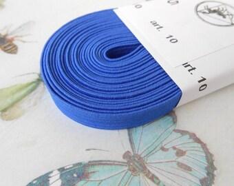 "Colored Elastic Headband Royal Blue 1/4"" width 5MT."
