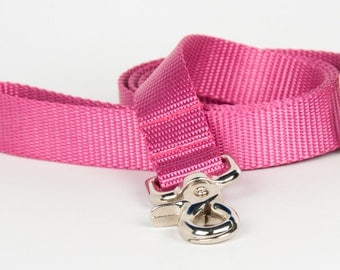 Crew LaLa™ Rose Naked Webbing Dog Leash