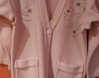Vintage Escada Jeweled Sweater