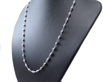 Decorative Stainless Steel Necklace Chain