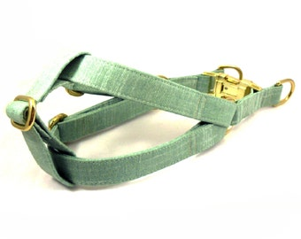 Sage Dog Step in Harness
