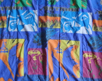 Vintage Batman Forever Sleeping Bag 1995