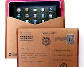 iPostcard: 'Paris, Je t'aime' Eco-friendly iPad Sleeve