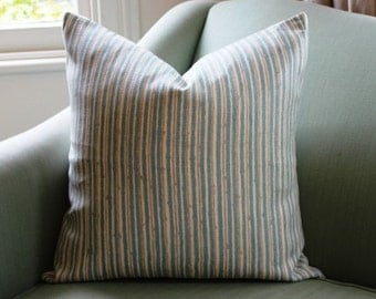 Brunschwig & Fils Pique-Nique Cushion Cover 20 Inch
