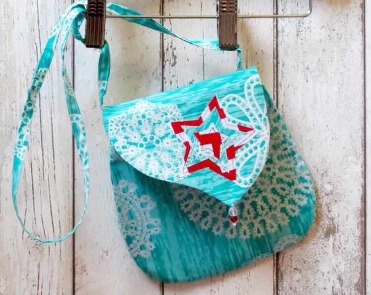 Easy Little Precious Bag Purse Pattern Pdf Sewing Pattern