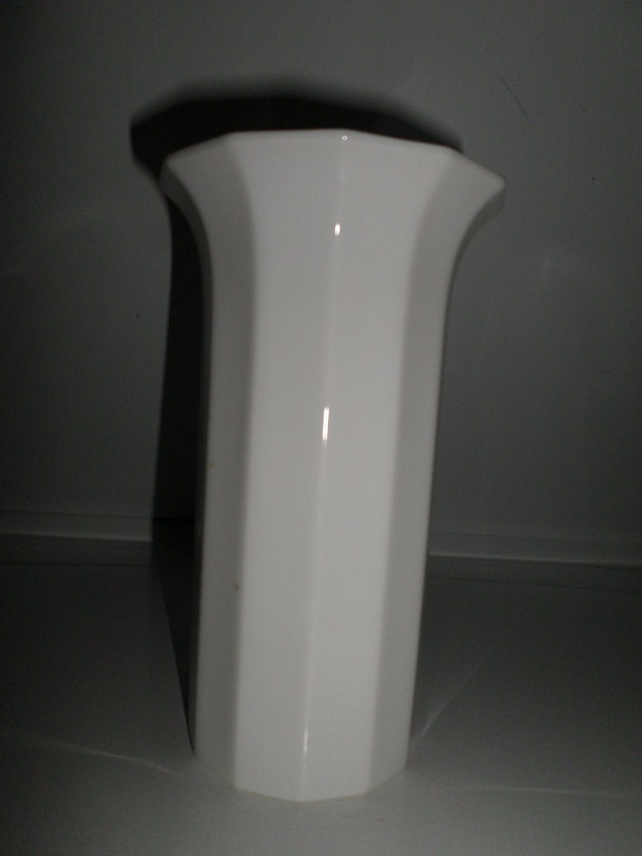 sale vintage rosenthal vase studio line polygon pattern