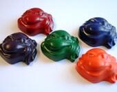 Turtle Crayons - Set of 5