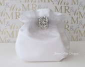 Wedding Dollar Dance Bag, Wedding Money Bag, Bride Money Bag