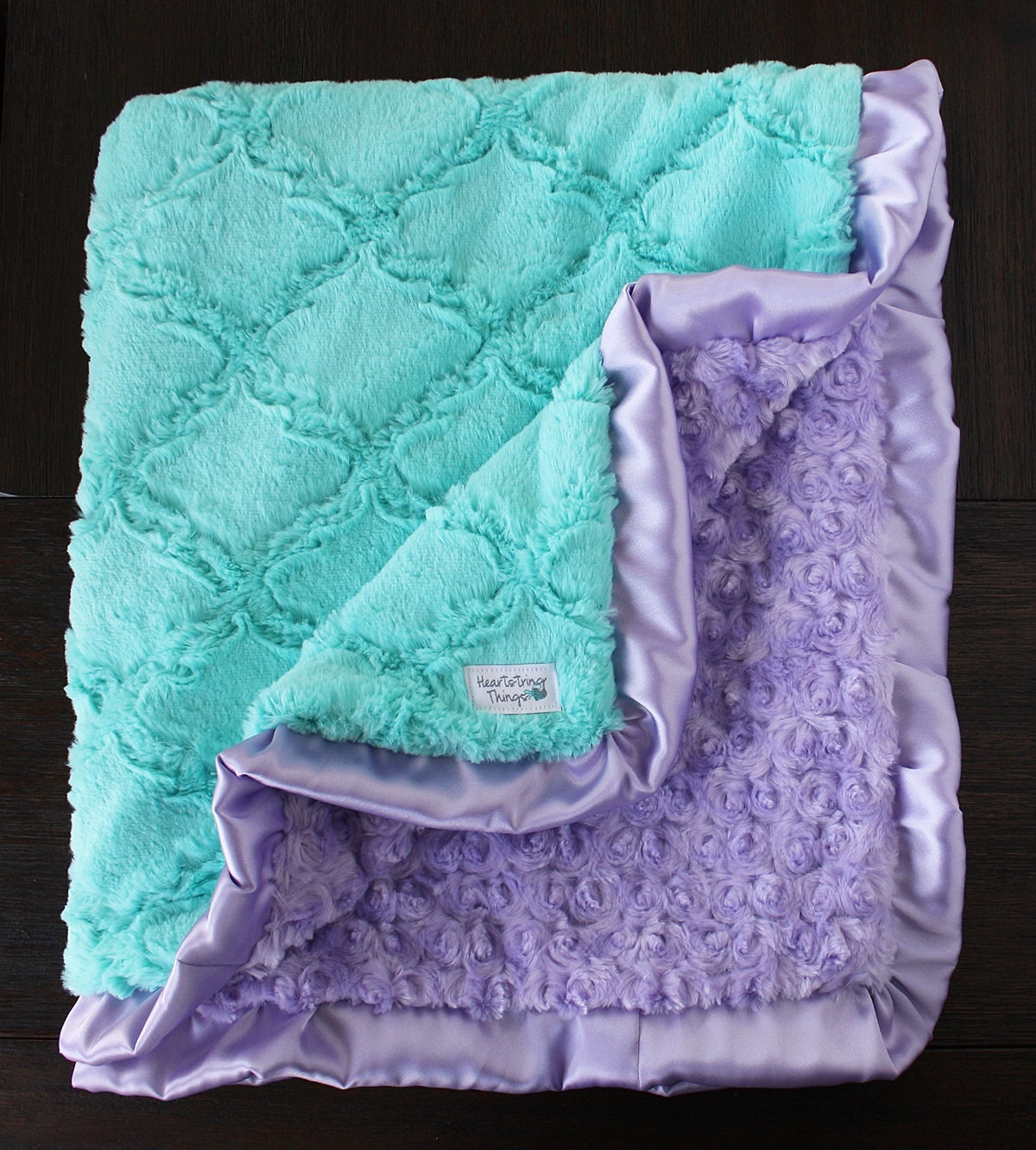 Remember to stock up on more baby blankets when winter comes rolling around—it's better to be safe and have extras when they're needed! Carefully select which materials fit your needs the best—from soft and supple cotton to extra warm Sherpa lined fabrics and everything in between, JCPenney is your one-stop shop for all things baby bedding!