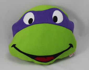 Donatello Teenage Mutant Ninja Turtle Cushion