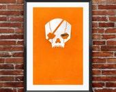 "Titanfall Militia inspired print 11X17"""
