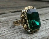 Vintage Coctail Ring