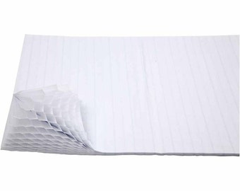 Concertina Honeycomb Paper - Pure White - Pack 8 Sheets - Craft Decorations 3D Shapes