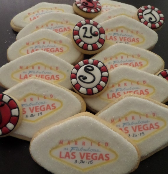 Items Similar To Personalized Las Vegas Themed Wedding