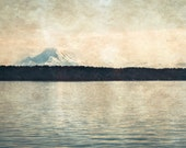 Seattle, Mount Rainer, Pacific Northwest, 12 x 18 Photography
