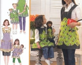 """Simplicity """"That's My Sister Designs"""" Apron Pattern"""