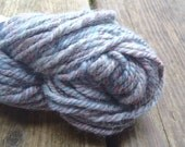 Handspun Art Yarn 50.5 yards 3.2 oz Rapunzels Tangles- Thunder Egg