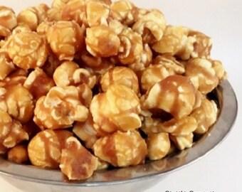 CLASSIC CARAMEL Freedom Snacks Glazed Gourmet Handcrafted Popcorn