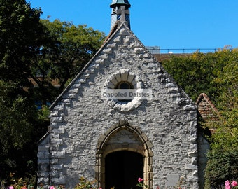 Photograph of the Chapel in Marquette in Milwaukee WI