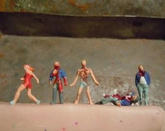Zombie set