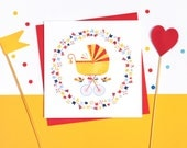 Baby! Set of 5 cards