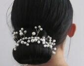 Bridal Tiara, Beautiful handmade Tiara, headband,hairband ,tiara with beautiful  beads