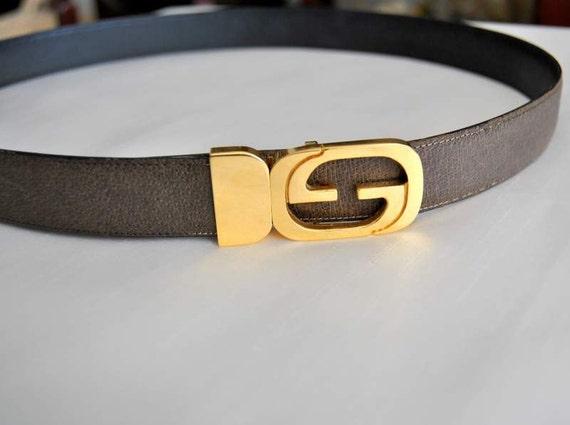 Belt Vintage Vintage Gucci Belt