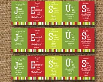 Christmas bookmark | Etsy