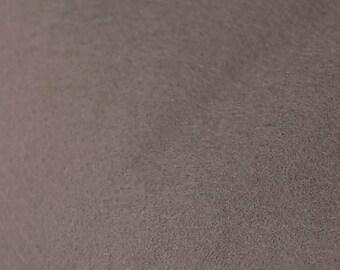 100% Wool Felt Sheet - 8x12 - STONE