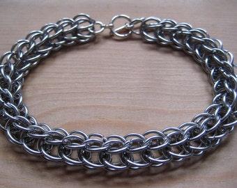 """Stainless Steel """"Full Persian"""" bracelet"""