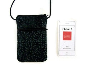 iPhone Crossbody, Cell Phone Purse, Hipster, Small Purse, iPhone Purse, Sling Bag, iPhone Purse