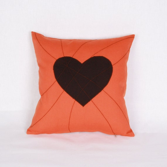Decorative Love Pillow : Love Pillow cover Decorative pillow Decorative Throw Pillow