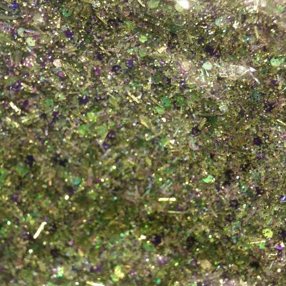 green purple glitter mix from jsafranski on etsy studio. Black Bedroom Furniture Sets. Home Design Ideas