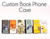 Book phone /iPhone flip Wallet case-Custom iPhone 7, 6, 6 & 7 plus, 5, 5s, 5c, 4- Samsung Galaxy S7 S6, S5 , Note 4, 5, 7