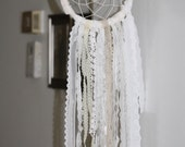 "Dream Catcher OOAK Handmade Country Native American Shabby Chic Hippie 6"""